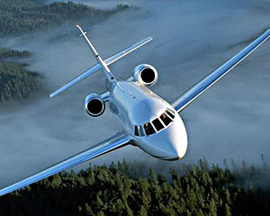 Falcon Business Jet